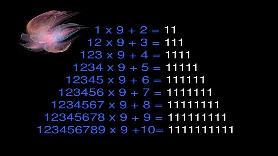 La Beauté des Mathématiques !!!