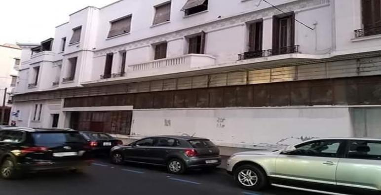 خطير …نوستالجيا في شارع أو بالأحرى مقبرة مصطفى المعاني بالدارالبيضاء …