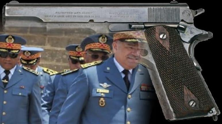 الجديد في قضية سرقة السلاح الوظيفي للمسؤول الدركي.