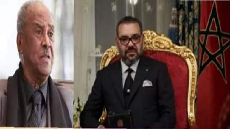 جلالة الملك محمد السادس نصره الله يرسل رسالة تعزية ومواساة إلى أسرة الوزير السابق بدر الدين السنوسي رحمه الله.