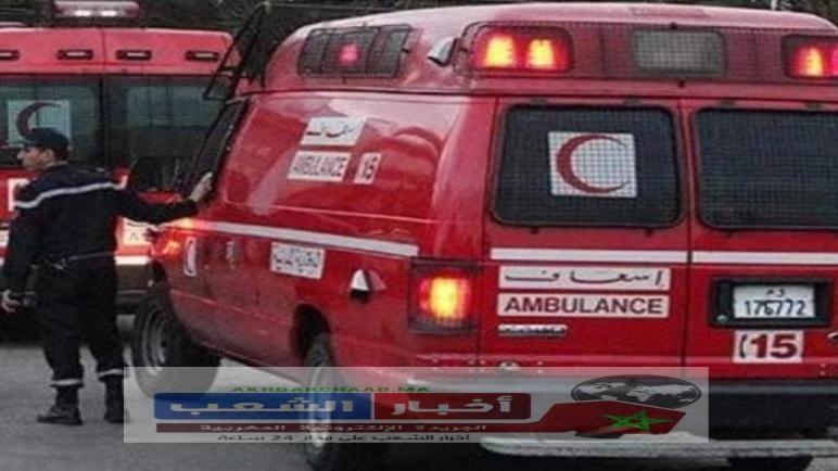 المحمدية ..إصابة شخص بحروق بليغة وخسائر مادية بسبب اندلاع حريق داخل مختبر