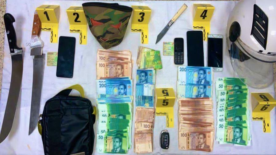طنجة..ايقاف شخصين للاشتباه في تورطهما في ارتكاب سرقة تحت التهديد باستعمال العنف من داخل وكالة بنكية.