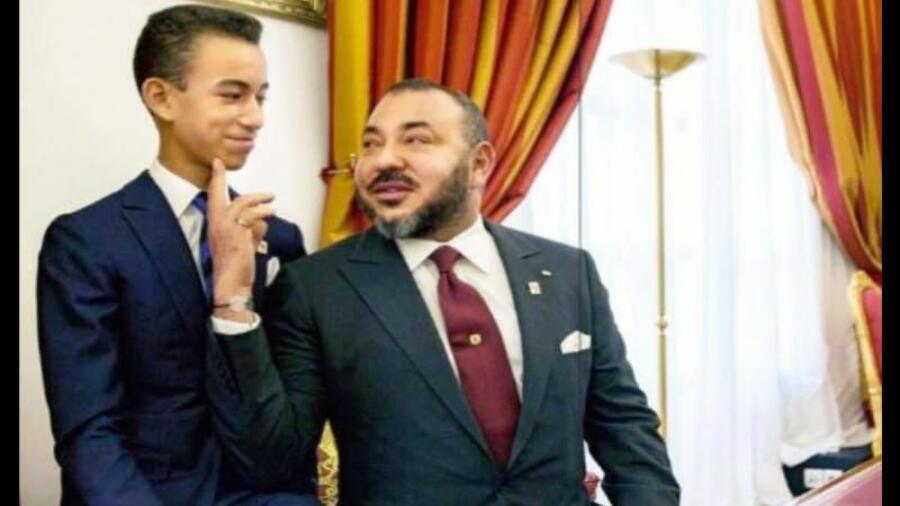 بمناسبة عيد الفطر..تهنئة من طاقم مدينة العيون الى الملك محمد السادس نصره الله وايده