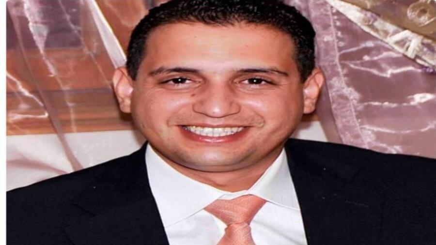تعزية في وفاة الدكتور يونس ابن عم السيد احمد طوكي رئيس الجمعية الوطنية للطفولة والتربية الاجتماعية
