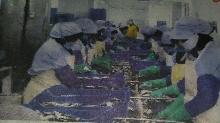 سلطات البرنوصي/سيدي مومن والقيام بعدة إجراءات احترازية في حق العديد من المعامل بالمنطقة الصناعية ضد كورونا