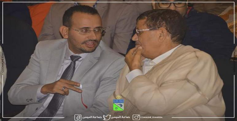 السيد بدر الموساوي: رئيس المجلس البلدي بالمرسى، رجل الساعة في تدبير الشان المحلي بالجهة الجنوبية.