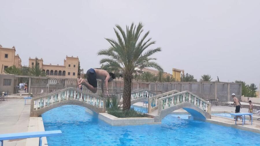 فندق قصر قيصر يعود للعمل بعد توقف 3 اشهر بسبب كورونا