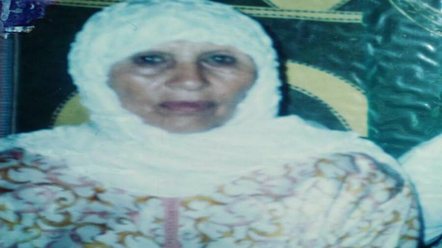 تعزية في وفاة والدة السيد الجعواني لكبير،صهر الحاج عبدالله مسيح
