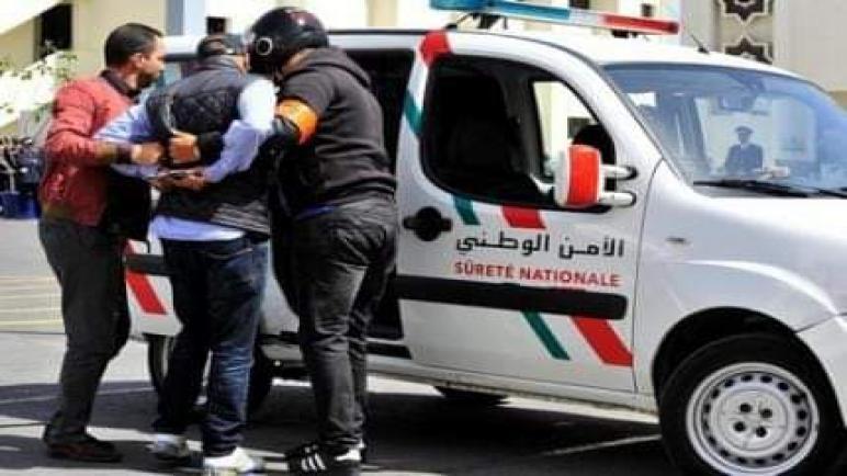 برشيد…اعتقال رجل ستيني ينتحل صفة صحفي و يسلب المواطنين أموالهم