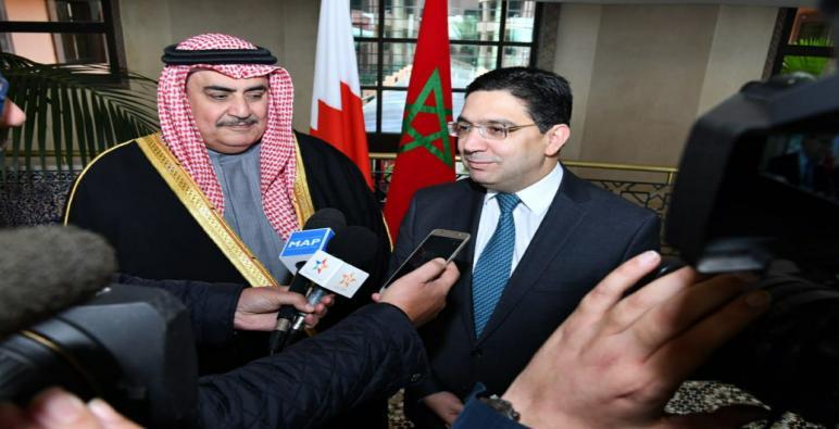 """""""الصحراء جزء لا يتجزأ من المغرب """" تصريح وزير الخارجية البحريني"""