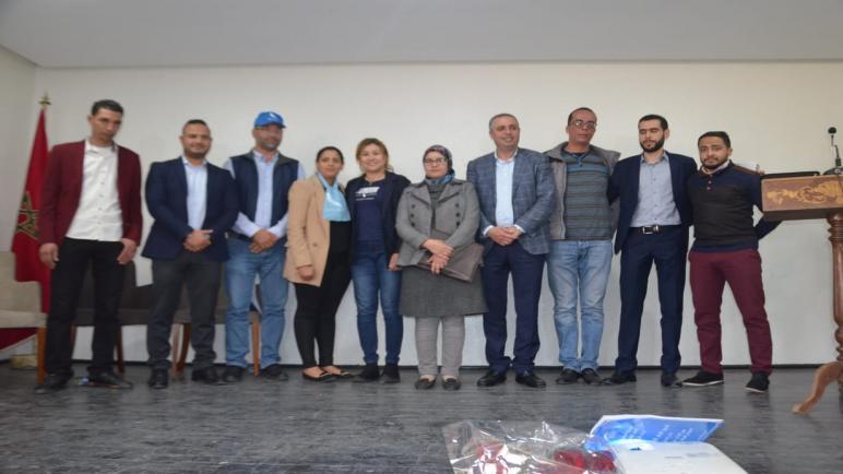 تأسيس التمثيلية المحلية لشبيبة حزب التجمع الوطني للاحرار بالدروة ( إقليم برشيد)