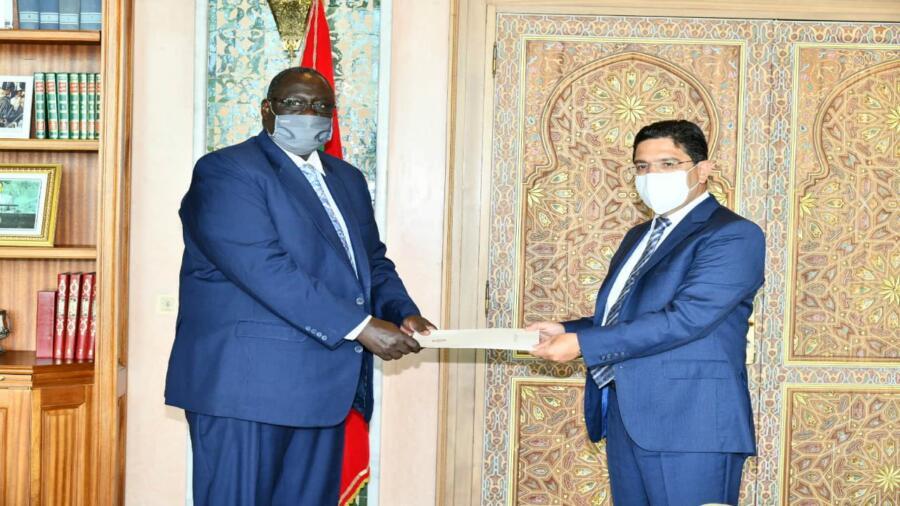 """الصحراء المغربية: جنوب السودان يدعم """"بوضوح"""" سيادة المغرب (سفير)*"""