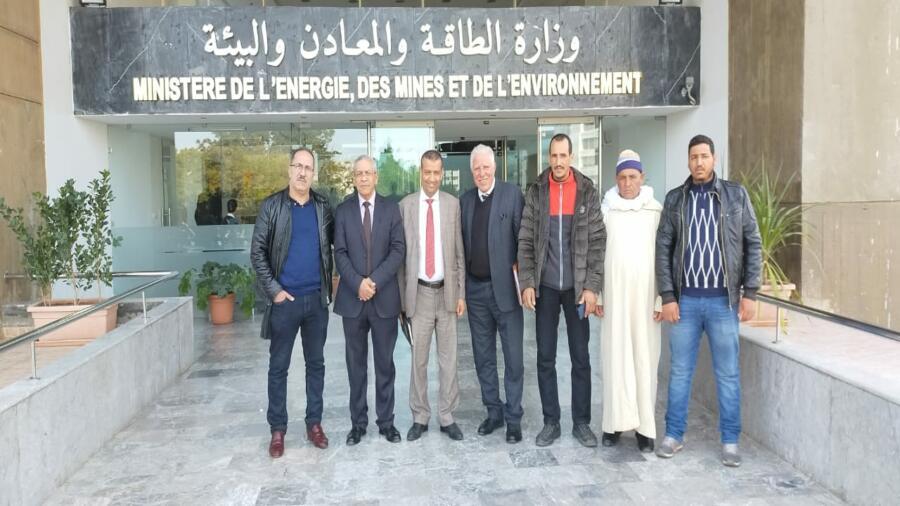 موارد المغرب الطبيعية من له الحق في الاستفادة منها.