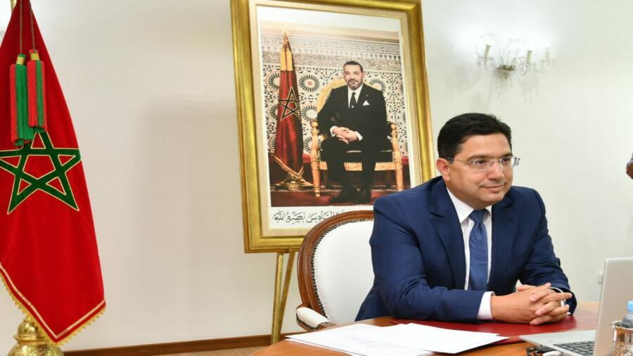 """المغرب – الولايات المتحدة: السيد بوريطة يؤكد على """"التحالف الراسخ """" الذي ما فتئ يتعزز ويزدهر"""