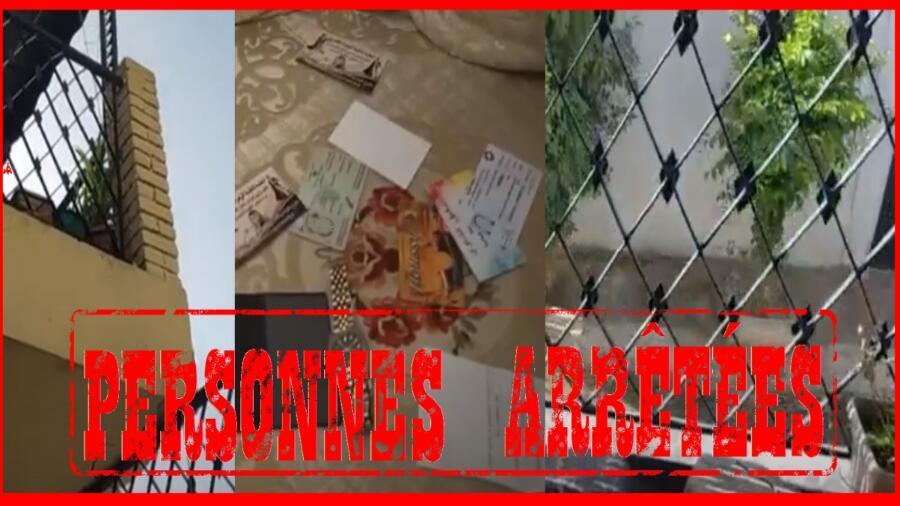 بيان حقيقة..ولاية امن فاس تتفاعل مع مقطع فيديو ادعت فيه سيدة بأن شخصا مجهول الهوية اقتحم منزلها