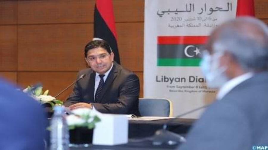 السيد بوريطة: توافقات لقاءات بوزنيقة أكدت أن الليبيين قادرون على حل مشاكلهم بدون وصاية أو تأثير
