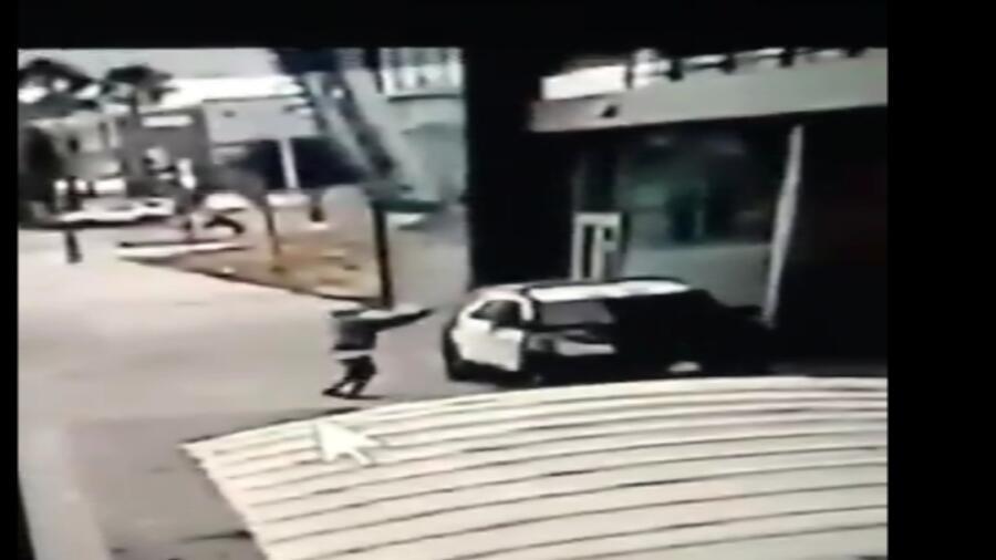 هجوم على شرطيان بولاية كاليفورنيا الأمريكية