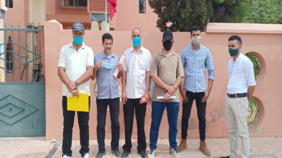 اقليم شيشاوة : بالوثائق … المدير العام للشركة المغربية( CALA) لصناعة الورق بالحي الصناعي بحي الامل بلدية شيشاوة يوضّح حيثيات احتجاج عمال المصنع .