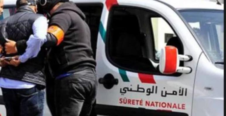 عاجل..مداهمة منزل تاجر مخدرات بسيدي البرنوصي الدار البيضاء