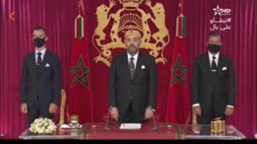 الملك محمد السادس يدق ناقوس الخطر بسبب كورونا
