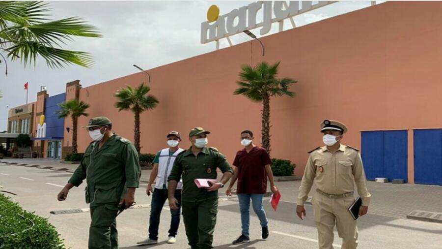 خطير… السلطات تغلق أسواق مرجان بمراكش بعد اكتشاف حالة إصابة به.